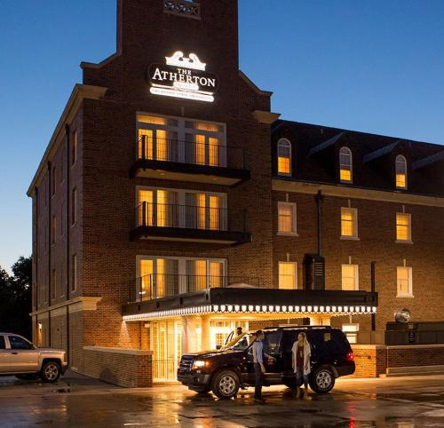 The Atherton Hotel At Osu - Stillwater, OK 74078