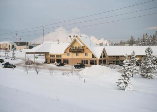 Lakeview Inns & Suites - Hinton - Hinton, AB T7V 2A1