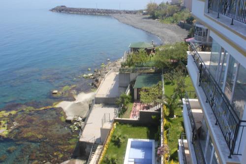 Trabzon Rose Garden Apartment odalar