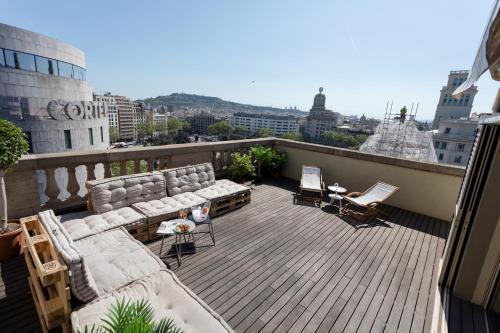 Unique Rentals - Placa Catalunya Central Apartments photo 32