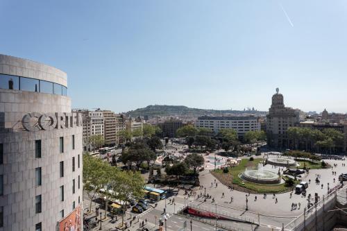 Unique Rentals - Placa Catalunya Central Apartments photo 33