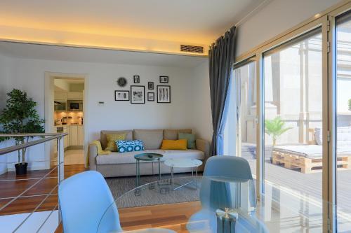 Unique Rentals - Placa Catalunya Central Apartments photo 35