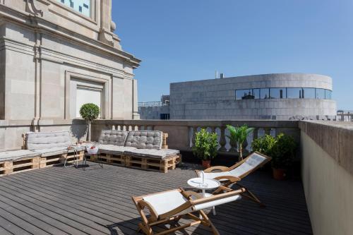 Unique Rentals - Placa Catalunya Central Apartments photo 44