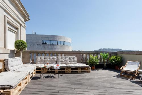 Unique Rentals - Placa Catalunya Central Apartments impression