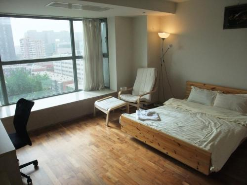 Beijing New Oriental Suites in Seasons Park Sanlitun photo 23