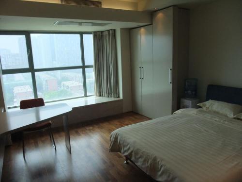 Beijing New Oriental Suites in Seasons Park Sanlitun photo 26