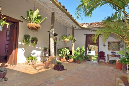 . Hotel Casa Palosanto