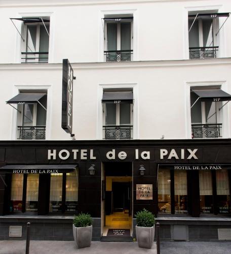 Hotel de la Paix Tour Eiffel photo 2