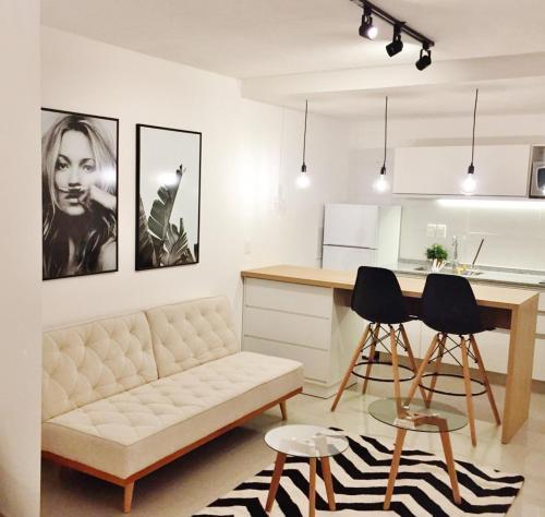 . Apartamento Playa Anzani