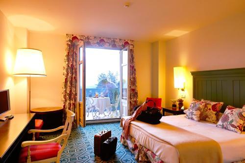 Superior Double Room with Terrace Palacio Urgoiti 10