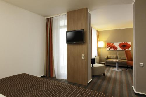 H4 Hotel Frankfurt Messe photo 40