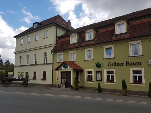 . Traditionsgasthof Grüner Baum