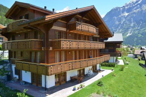 Apartment Bränderli - GriwaRent AG Grindelwald