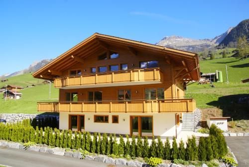 Chalet Rothenegg - GriwaRent AG Grindelwald