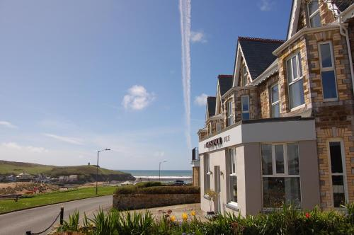 The Grosvenor Guest House, Bude, Cornwall