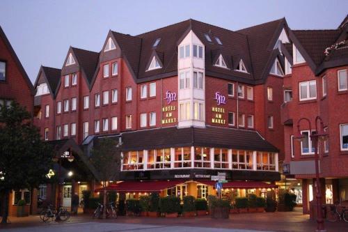 . Hotel Am Markt Nordenham