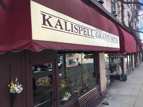 Kalispell Grand Hotel - Kalispell, MT 59901