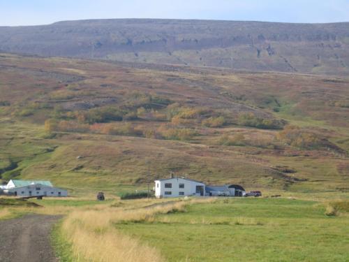 . Hlíðarendi guesthouse