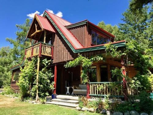 Murchison Lodge - Accommodation - Murchison