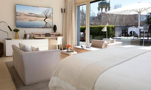 Attic Suite (1 or 2 people) ABaC Restaurant Hotel Barcelona GL Monumento 38