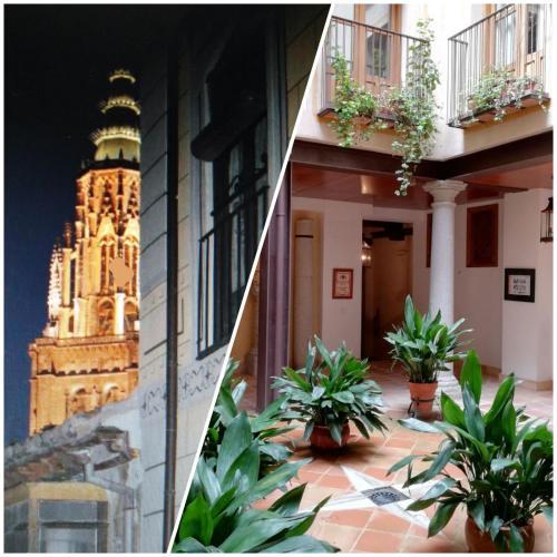 Apartamentos Nuncio Viejo Hovedfoto