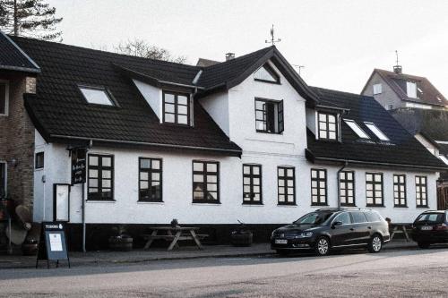 . Hotel Den Gyldne Hane