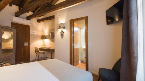 Habitación Individual Abad Toledo 9