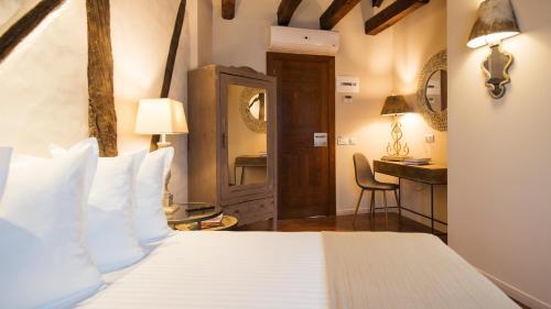 Habitación Doble - 1 o 2 camas Abad Toledo 33