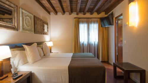 Habitación Doble - 1 o 2 camas Abad Toledo 34
