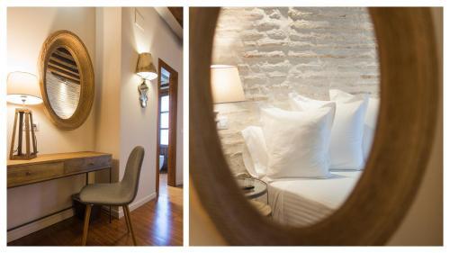 Doppel- oder Zweibettzimmer Abad Toledo 12
