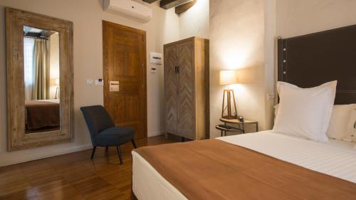 Habitación Individual Abad Toledo 8