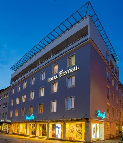 Hotel Central - Bregenz