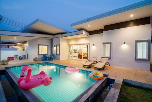 Le Leaf Pool Villa 11 Hua Hin