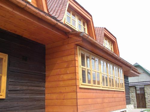Drevenica u Starona - Hotel - Liptovská Kokava