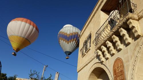 Ortahisar Hestia Filiz Hotel rezervasyon