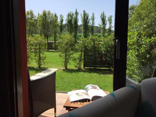 Junior Suite mit Terrasse Hotel Masia La Palma 6