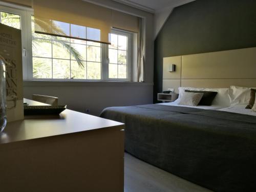 Doppel-/Zweibettzimmer mit Gartenblick - Einzelnutzung Hotel Igeretxe 1