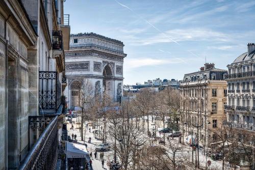 Etoile Park Hotel - Hôtel - Paris