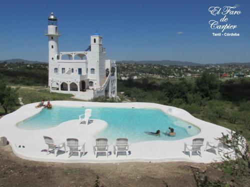 Фото отеля El Faro de Carpier