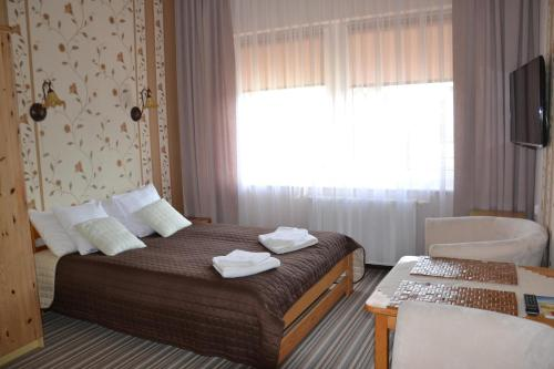 Cameră dublă cu o chicinetă (Double Room with Kitchenette)
