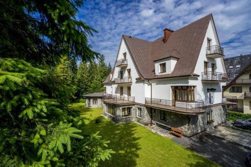 Willa Pan Tadeusz - Accommodation - Zakopane