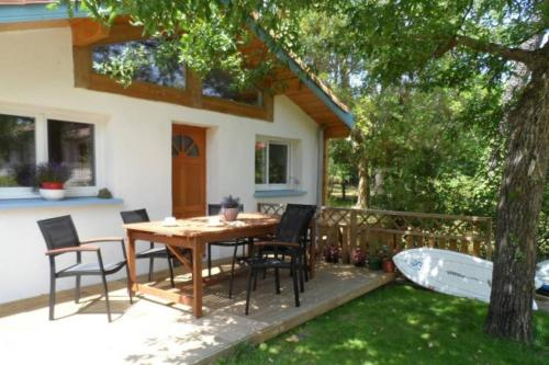 Accommodation in Labenne