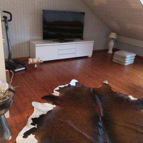 Ruheges Zimmer, 100 m zum See, Strandbad, Pension in Bottighofen bei Gottlieben