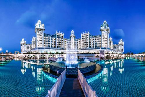 Belek Granada Luxury Belek rezervasyon