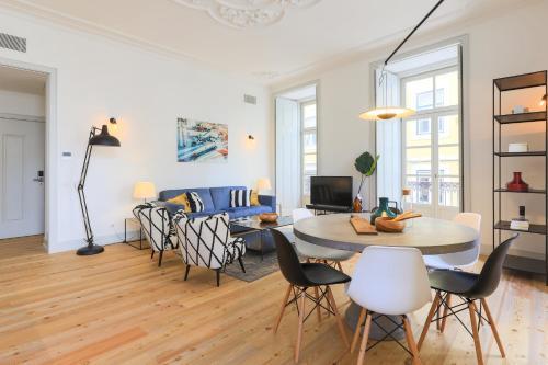 Bacalhoeiros 99 - Beautiful and bright Apartment @ Baixa, Chiado Hovedfoto