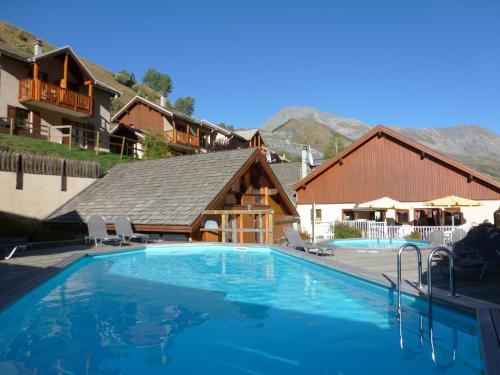 Hotel Panoramic-Village La Grave