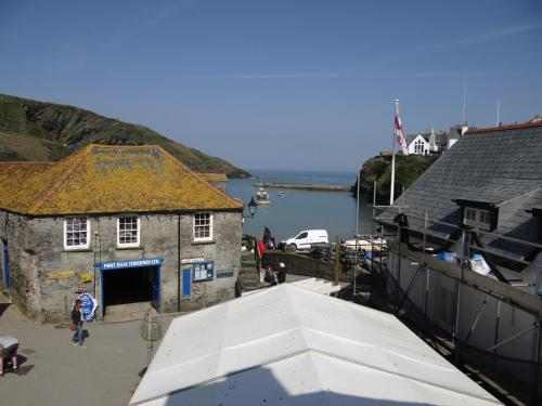 Harbour Front, Church Hill, Port Isaac PL29 3RH, Cornwall, England.