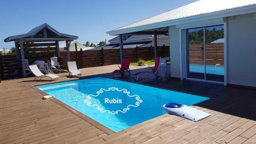 . Villa Rubis