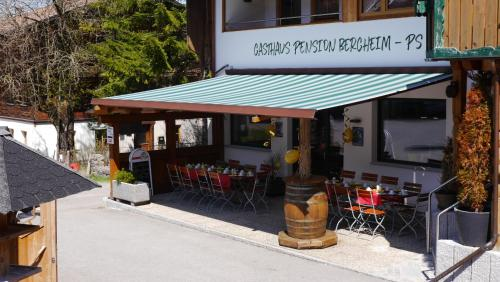 Pension Bergheim-PS - Accommodation - Tannheim