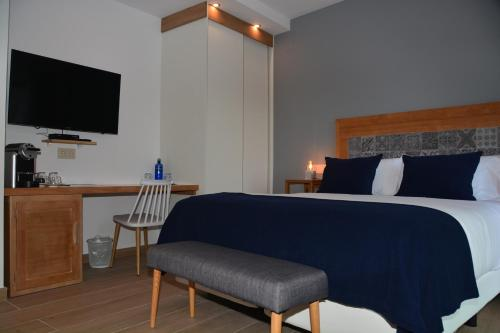 Double Room Boutique Hotel Tierra Buxo - Adults Only 9